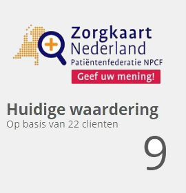Fit4all Zorgkaart Nederland