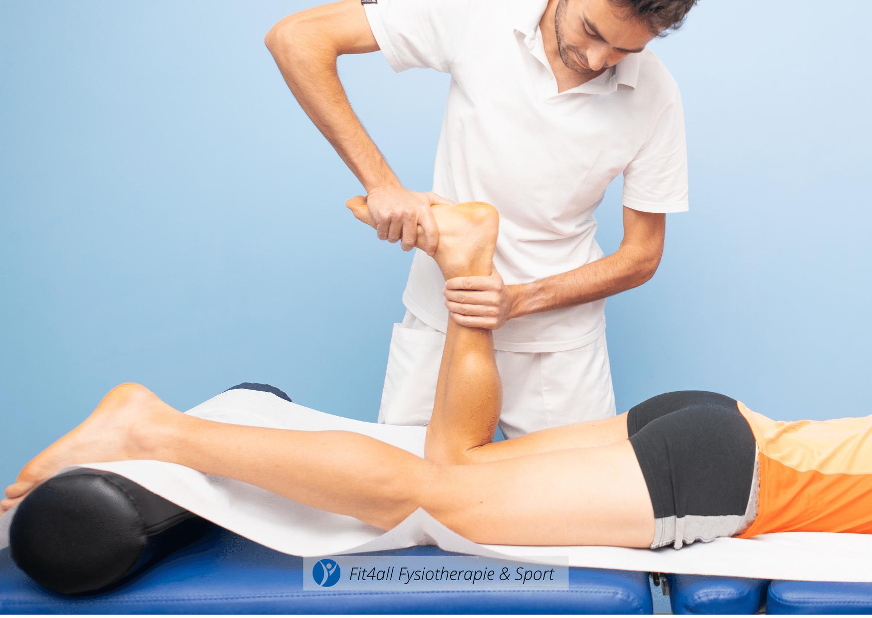 Achillespees pijn Behandeling
