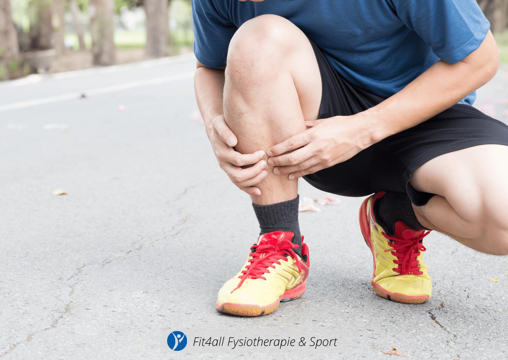 Wat te doen bij Scheenbeenvliesontsteking