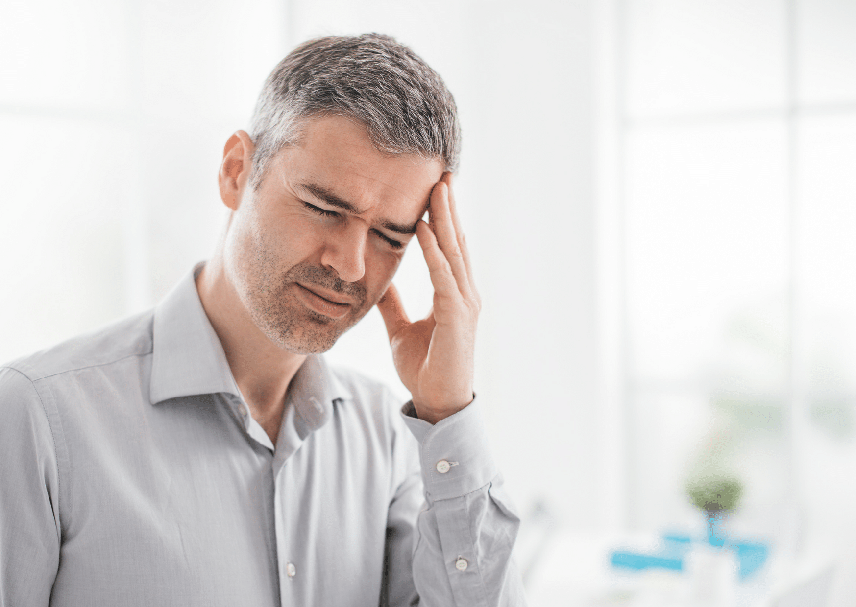 Wanneer is mijn hoofdpijn chronisch?